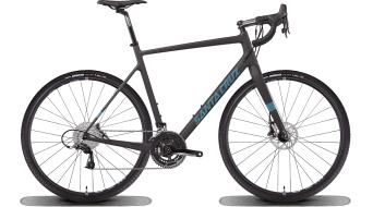 Santa Cruz Stigmata 2.0 C 28 vélo taille XS mat carbone/slate blue Rival-équipement Mod. 2017
