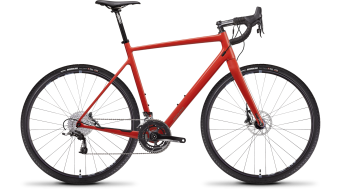 "Santa Cruz Stigmata 2.1 CC 28"" bici da ciclocorss Rival- kit mis. 58cm sunset mod. 2019"