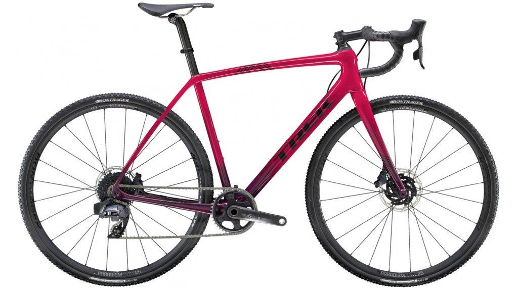 "Trek Boone 7 disc 28"" Cyclocross bike size 47cm magenta/mulberry fade  2020"