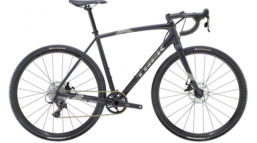 "Trek Crockett 4 disc 28"" Cyclocross bike size 52cm mat trek black 2020"