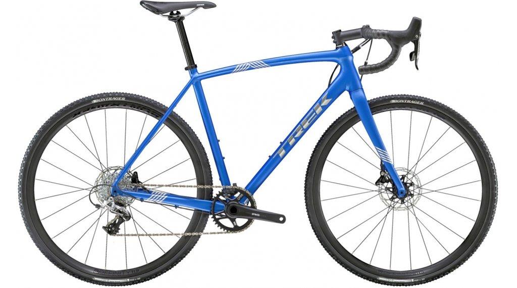 "Trek Crockett 5 碟刹 28"" Cyclocross 整车 型号 47cm matte alpine blue 款型 2020"