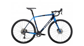 "Trek Boone 6 Disc 28"" Cyclocross Komplettrad carbon blue smoke/metallic blue Mod. 2021"