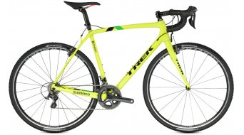Trek Boone Cyclocrosser bike wheelioactive yellow 2017