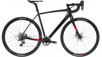"Trek Boone 7 disc 28"" Cyclocrosser bike dnister black/viper red 2018"