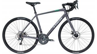 "Trek CrossRip 2 28"" cyclocrosser fiets Gr. mat metallic charcoal model 2018"