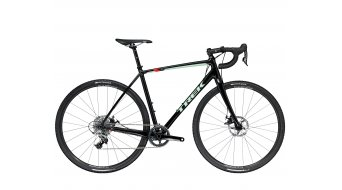 Trek Crockett 5 disc Cyclocrosser bike black/sprintmint 2018