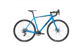 Trek Crockett 7 disc Cyclocrosser bike waterloo blue/trek black 2018