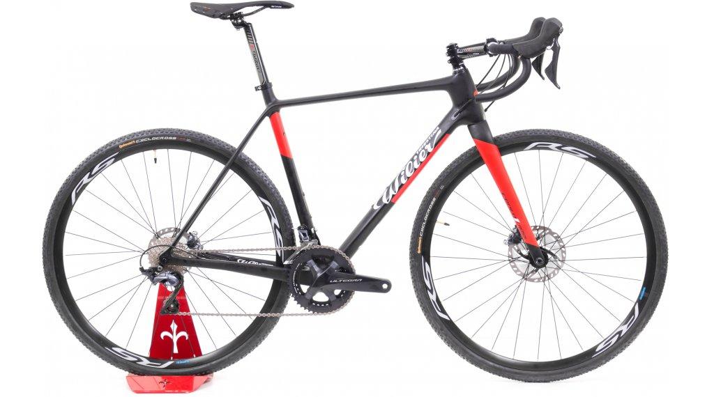 """Wilier Cento1Cross disc 28"""" road bike bike Shimano Ultegra Di2/Shimano RS171 size XS black/red 2020"""