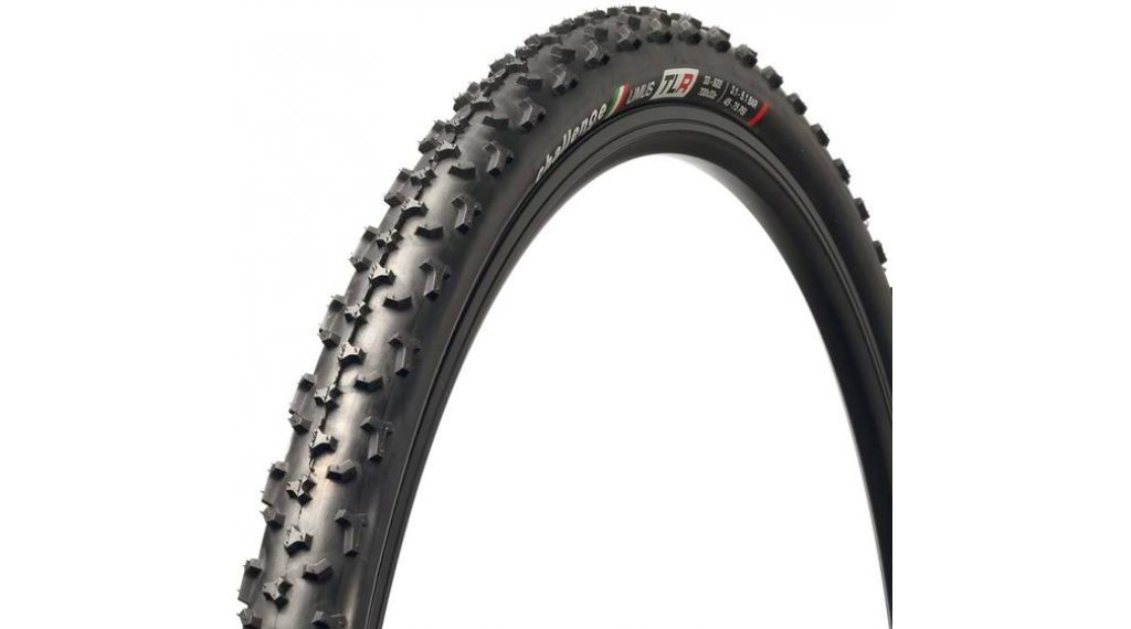 """Challenge Limus VTLR 28"""" Cyclocross-Faltreifen 33-622 (700x33C) black/black"""