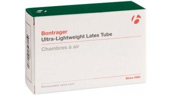 Bontrager UL Latex Rennrad-Schlauch 25-622 -> 30-622 frz. Ventil (Sclaverand/Presta) 48mm white