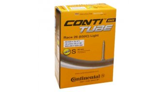 Continental Race 26/27.5 Light 公路车内胎 20-571 -> 25-599 法式气嘴 (Sclaverand) 60mm