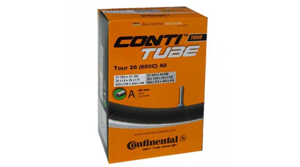 Continental Tour 26 公路车内胎 37-559 -> 47-597 汽车气门芯(美嘴) 40mm