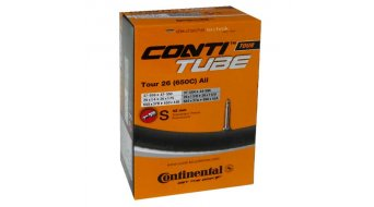 Continental Tour 26 公路车内胎 37-559 -> 47-597 法式气嘴 (Sclaverand) 42mm