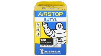 Michelin A2 Airstop road biketube 27/28 french valve 40mm 25/32-622/635, 125g