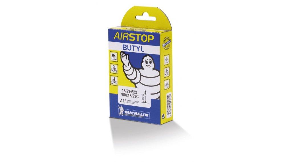Michelin A3 Airstop Rennradschlauch 27/28 Autoventil 34mm 35/47-622/635