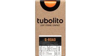 Tubolito S-Tubo 公路赛车 内胎 28 18/28-622 (700x18C-28C) SV