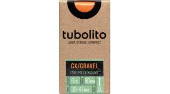 Tubolito Tubo CX/Gravel Schlauch 28 30/47-622 (700x30C-45C) SV 60mm