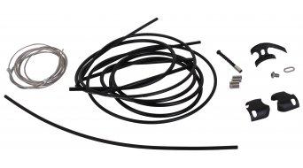 Campagnolo Athena triple Alu Ergopower Schalt-/Bremshebel Set schwarz 11-fach EP13-ATB13C