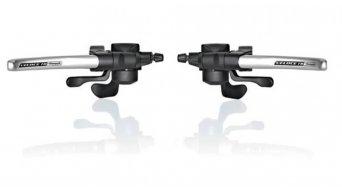 Campagnolo Veloce Flatbar váltó-/fékkar Ergopower 2/3 sebességes/3 sebességes EP6-VLXCFB