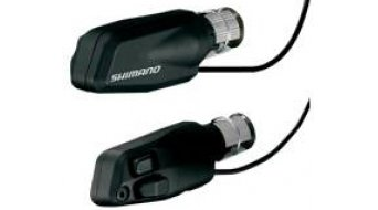 Shimano Di2 black-R671 handle bar end-shift lever black