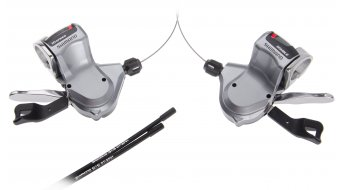 Shimano SL-R780 Flatbar Schalthebel Paar 2x10-fach silber