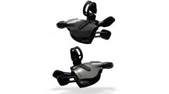 SRAM S700 váltókar szett 2x10-sebességes für Flatbar első/hátsó