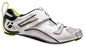 Bontrager Hilo road bike- shoes white