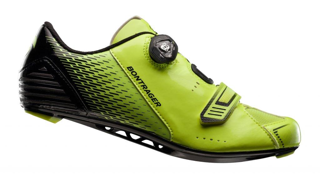 Bontrager Specter scarpe ciclismo da uomo mis. 40 visibility yellow/black mod. 2018