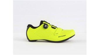Bontrager Espresso Rennrad-Schuhe Herren visibility yellow