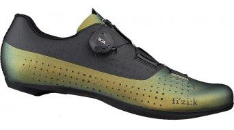 Fizik Tempo R4 Overcurve Iridiscent Rennrad-Schuhe beetle/black