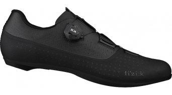 Fizik tempo Overcurve R4 Wide racefiets-schoenen zwart/zwart