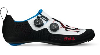 Fizik Transiro R1 Knit Triathlon-Schuhe black/white