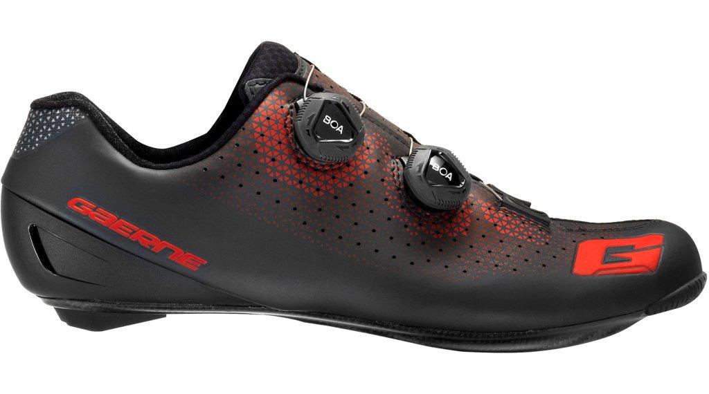 Gaerne G.Chrono Carbon Rennrad-Schuhe Gr. 39.0 black/red