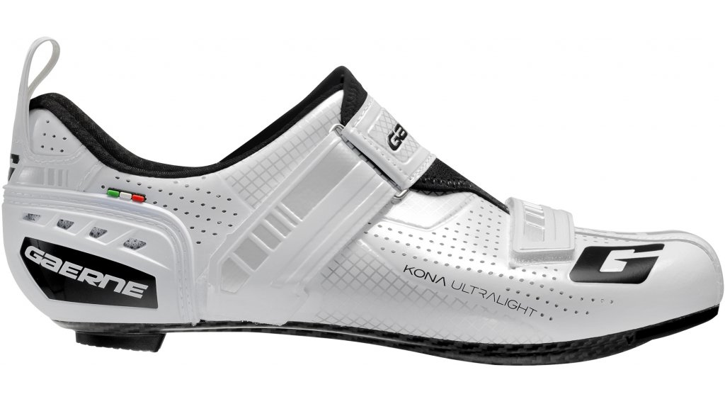 Gaerne G.Kona Carbon Rennrad-Schuhe Gr. 38.0 white