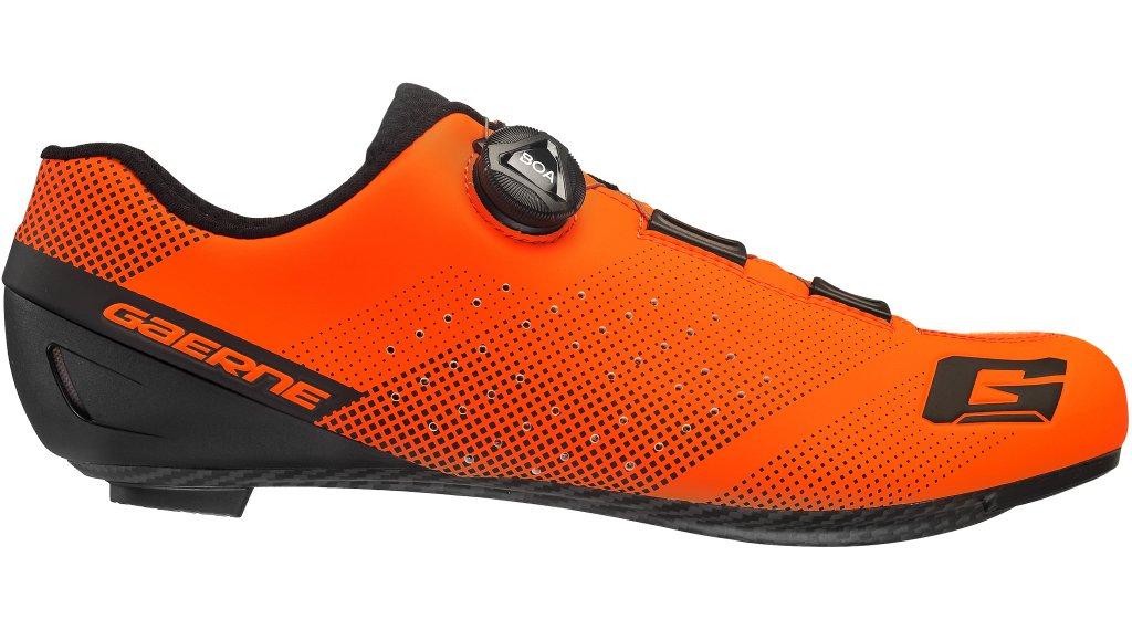 Gaerne G.Tornado Carbon Rennrad-Schuhe Gr. 41.0 orange
