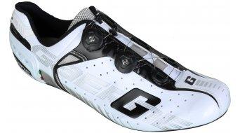 Gaerne carbono G.Chrono Speedplay bici carretera-zapatillas Caballeros-zapatillas tamaño 43 blanco- MODELO DE DEMONSTRACIÓN ligeros(-as) usado(-a)