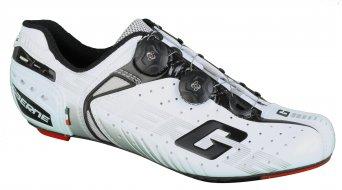 Gaerne carbono G.Chrono bici carretera-zapatillas Caballeros-zapatillas tamaño 45 blanco