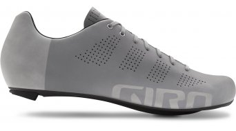 Giro Empire ACC Rennrad-Schuhe Gr. 41.5 silver reflectiv Mod. 2019