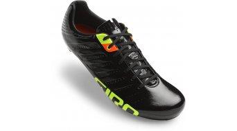 Giro Empire SLX bici carretera-zapatillas tamaño 43 negro/limón Mod. 2016