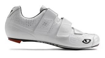 Giro Prolight SLX II bici carretera zapatillas tamaño 42,5 gloss blanco/blanco Mod. 2016
