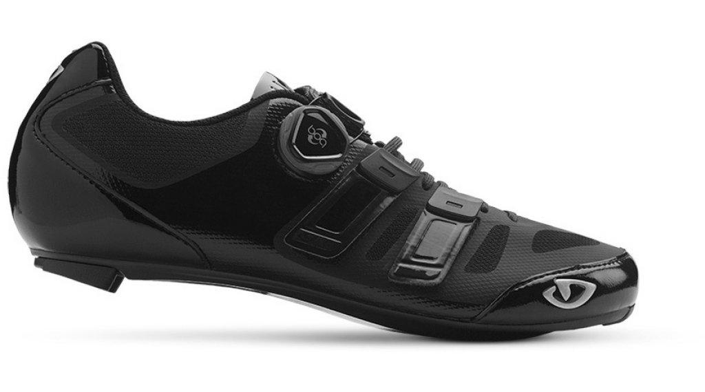 Giro Sentrie Techlace road bike shoes size 42.0 highlight yellowblack 2019