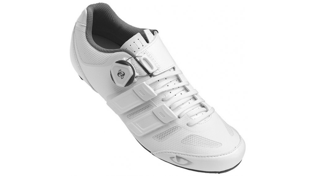 Giro Raes Techlace Rennrad-Schuhe Damen Gr. 37.5 white Mod. 2019