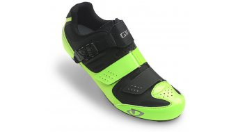 Giro Solara II Rennrad-Schuhe Damen-Schuhe highlight yellow/matt black Mod.2017