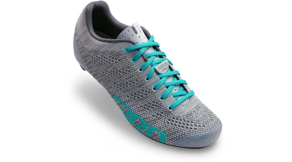 Chaussures Giro turquoise femme