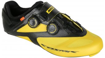 Mavic Cosmic Ultimate II road bike- shoes