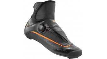 Mavic Ksyrium Pro thermo winter road bike- shoes men black/black/black