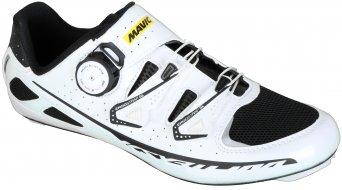 Mavic Ksyrium Ultimate bici carretera-zapatillas tamaño 42 (8) blanco/negro/negro