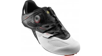 Mavic Cosmic Elite Rennrad-Schuhe black/white/fiery red
