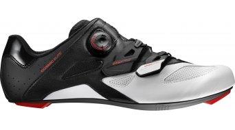 Mavic Cosmic Elite Rennrad-Schuhe Gr. 42 2/3 (8.5) black/white/fiery red