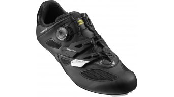 Mavic Cosmic Elite road bike- shoes men size 38 2/3 (5.5) black/white/black